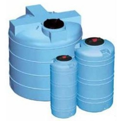 Depósito para Agua Potable Tipo Vertical 1000 L