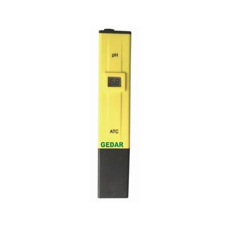 Lápiz medidor de pH de 0.0 a 14.0 pH