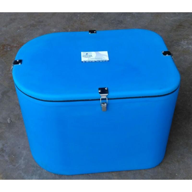 Dep sito tipo caja estanca 100 l gedar equipos y - Depositos de agua potable precios ...