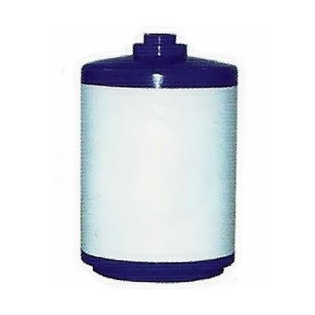 Recambio Filtro para ducha para la eliminación del cloro, contaminantes orgánicos (THM, etc.).