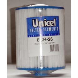 Filtro Polipropileno Plisado (CFP-6CH26)