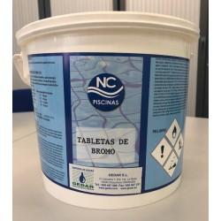 Bromo en Tabletas 20 g (E-1 kg)