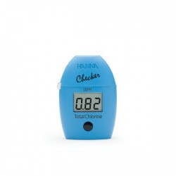 TESTER DIGITAL-CHECKER DE CLORO TOTAL
