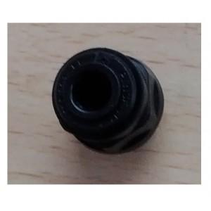 Racord Clip Recto 1/4x1/8 GAS para Silver