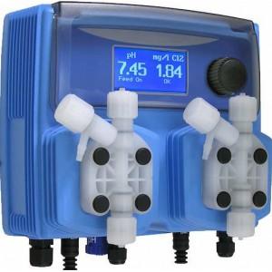 Controlador y Dosificador pH y Cloro