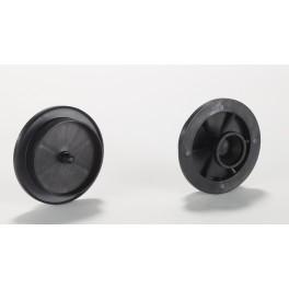 Tapa PVC + Tornillo de Fijación para NW 500/650/800