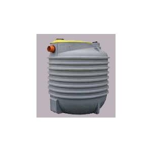 Separador de Hidrocarburos Clase I V:4000 l 7,8 l/s