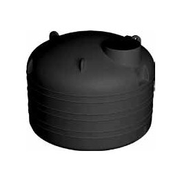 Depósito PEAD Enterrar Tipo Panetone Liso 1.040 l