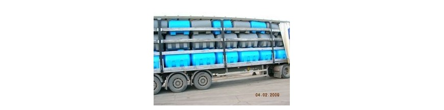 Depósitos de Agua hasta 600 Litros