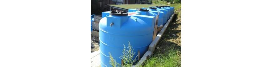 Depósitos de Agua más de 5.000 Litros