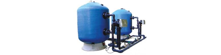 Sistemas de Filtración Industrial