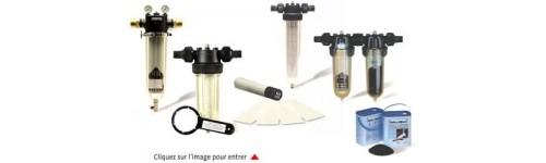 Filtros de agua CINTROPUR