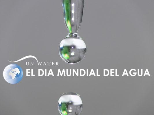 Día del Agua H2O, 22 de Marzo