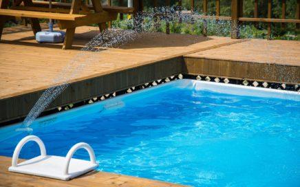 Ahorra agua en tu piscina en verano